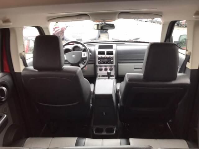 2007 Dodge Nitro 4WD SLT 4dr SUV - Lakewood WA