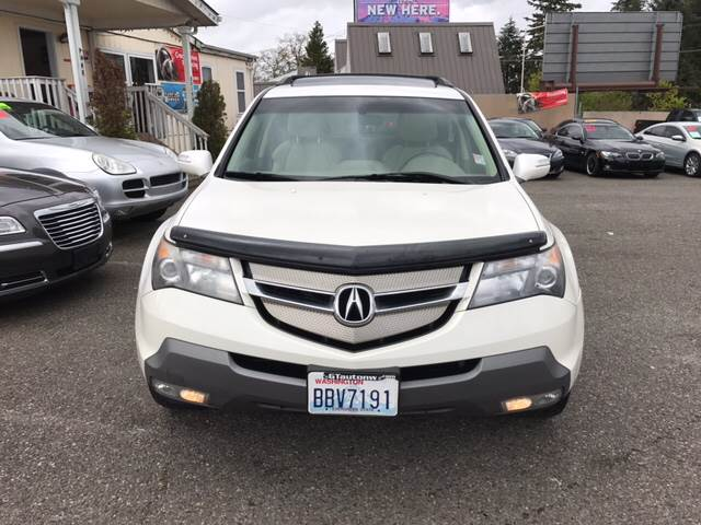 2007 Acura MDX SH-AWD 4dr SUV w/Sport Package - Lakewood WA