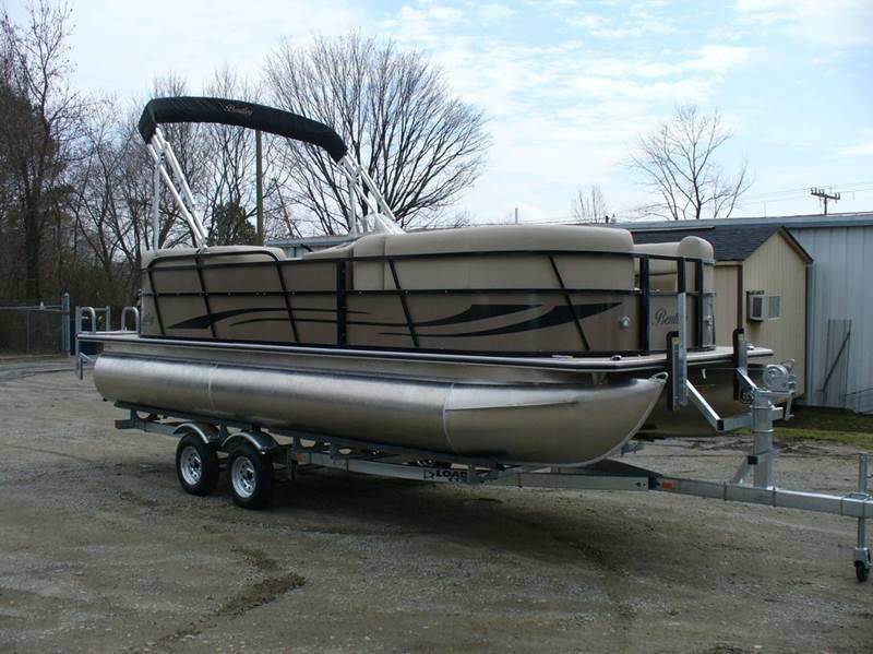 2018 Bentley 220 Navigator for sale at Performance Boats in Spotsylvania VA