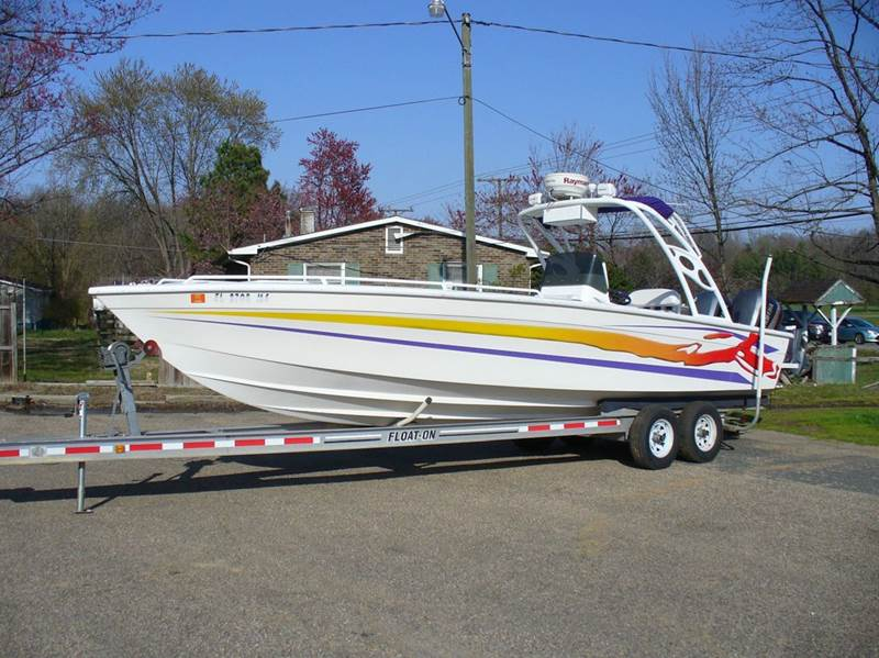 2001 Concept 30 Cuddy for sale at Performance Boats in Spotsylvania VA