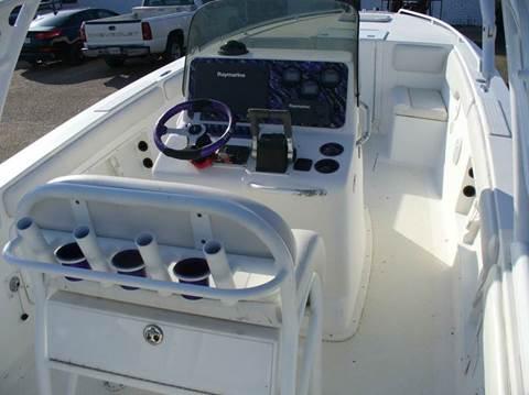 2001 Concept 30 Cuddy
