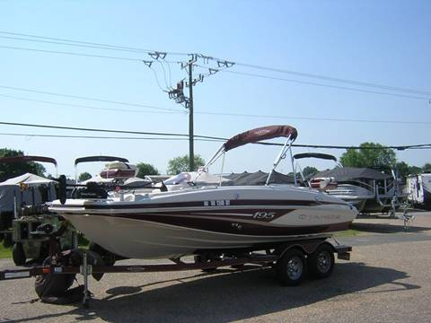 2013 Tracker Tahoe 195 for sale in Spotsylvania, VA