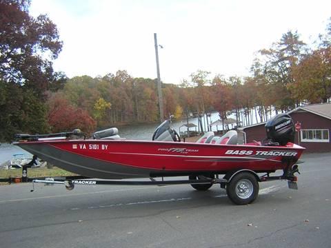 2014 Tracker 175 Pro for sale in Spotsylvania, VA