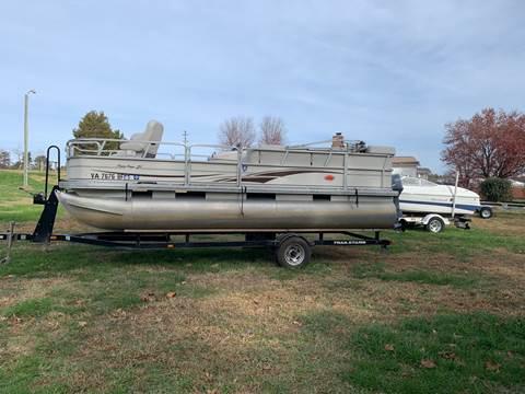 2005 Tracker 21Party Barge for sale in Spotsylvania, VA