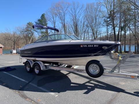 2011 Monterey 204FS for sale at Performance Boats in Spotsylvania VA