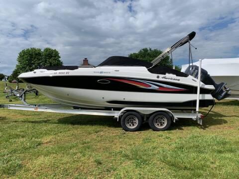 2011 Hurricane Sun Deck 2200 for sale at Performance Boats in Spotsylvania VA