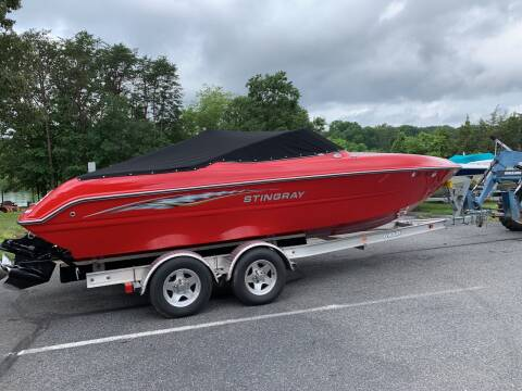 2006 Stingray 200 for sale at Performance Boats in Spotsylvania VA