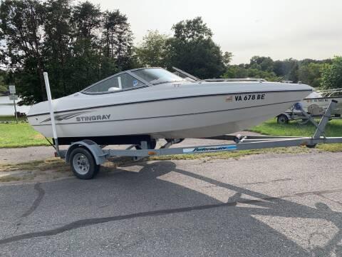 2003 Stingray 180 LS for sale at Performance Boats in Spotsylvania VA