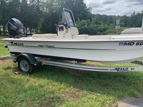 2013 Mako Pro 16 Skiff for sale at Performance Boats in Spotsylvania VA
