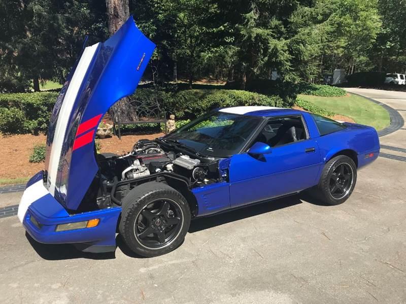 1996 Chevrolet Corvette Grand Sport 2dr Hatchback - Atlanta GA