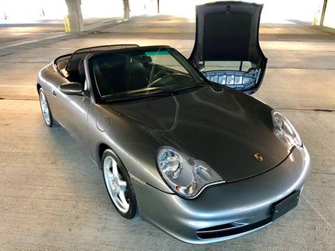 2003 Porsche 911 for sale in Marietta, GA