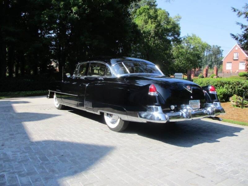 1950 Cadillac Fleetwood 60 Special - Marietta GA
