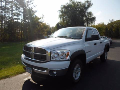 2007 Dodge Ram Pickup 1500 for sale in Forest Lake, MN