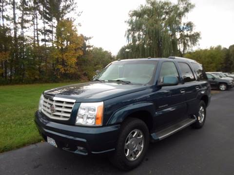 2005 Cadillac Escalade for sale in Forest Lake, MN