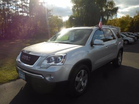 2012 GMC Acadia for sale in Forest Lake, MN