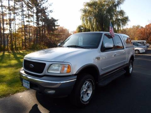 2002 Ford F-150 for sale in Forest Lake, MN