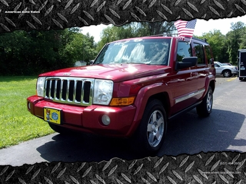 2010 Jeep Commander for sale in Forest Lake, MN