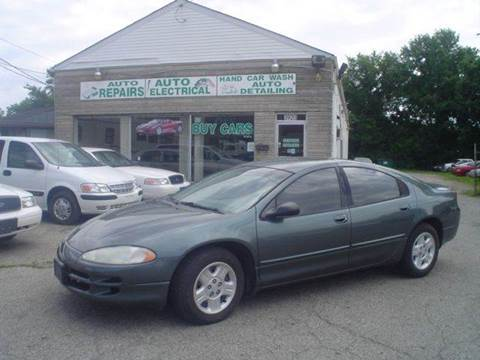 2002 Dodge Intrepid for sale at Nile Auto in Columbus OH