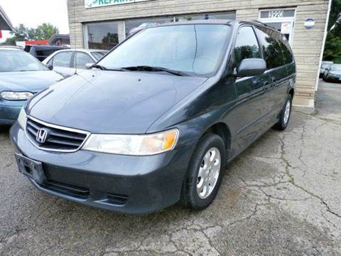 2003 Honda Odyssey for sale at Nile Auto in Columbus OH