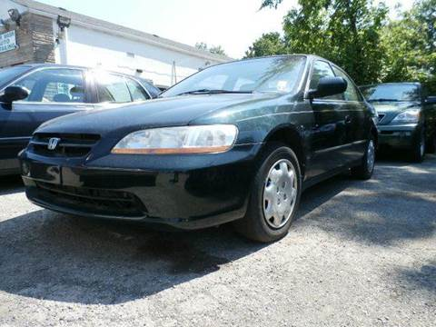 2000 Honda Accord for sale at Nile Auto in Columbus OH