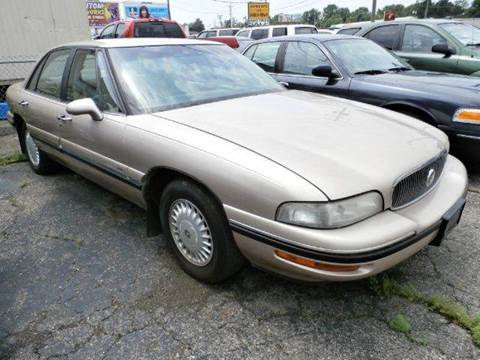 1998 Buick LeSabre for sale at Nile Auto in Columbus OH