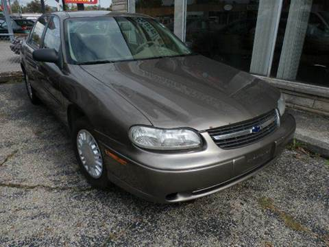 2002 Chevrolet Malibu for sale at Nile Auto in Columbus OH