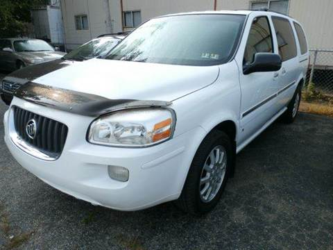2006 Buick Terraza for sale at Nile Auto in Columbus OH