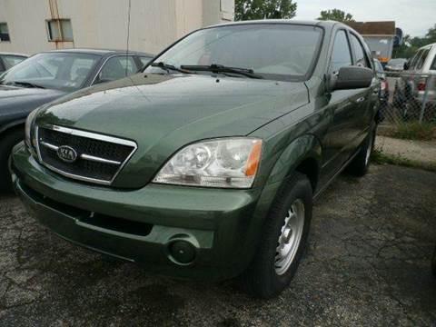 2003 Kia Sorento for sale at Nile Auto in Columbus OH