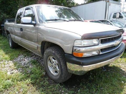 1999 Chevrolet Silverado 1500 for sale at Nile Auto in Columbus OH