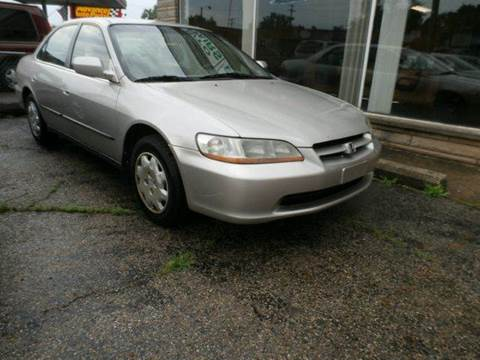 1999 Honda Accord for sale at Nile Auto in Columbus OH