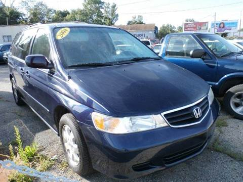 2004 Honda Odyssey for sale at Nile Auto in Columbus OH