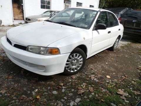 2000 Mitsubishi Mirage for sale at Nile Auto in Columbus OH