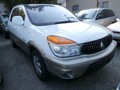 2002 Buick Rendezvous for sale at Nile Auto in Columbus OH