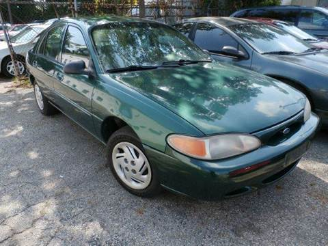 1999 Ford Escort for sale at Nile Auto in Columbus OH