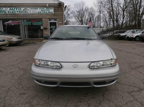 2003 Oldsmobile Alero for sale at Nile Auto in Columbus OH
