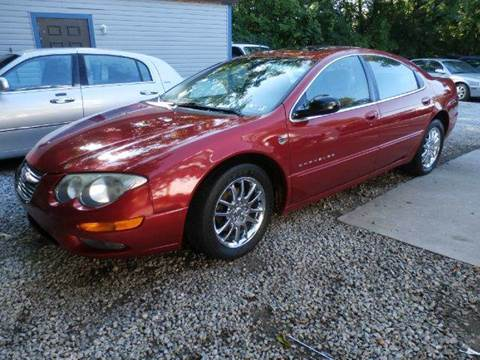 2001 Chrysler 300M for sale at Nile Auto in Columbus OH