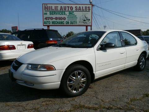 1999 Chrysler Cirrus for sale at Nile Auto in Columbus OH