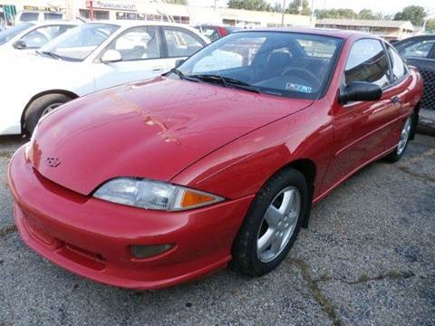 1999 Chevrolet Cavalier for sale at Nile Auto in Columbus OH