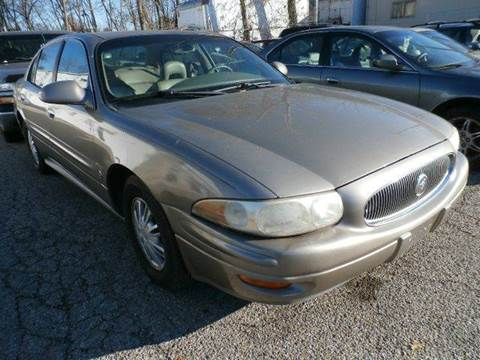 2002 Buick LeSabre for sale at Nile Auto in Columbus OH