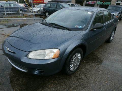 2002 Chrysler Sebring for sale at Nile Auto in Columbus OH