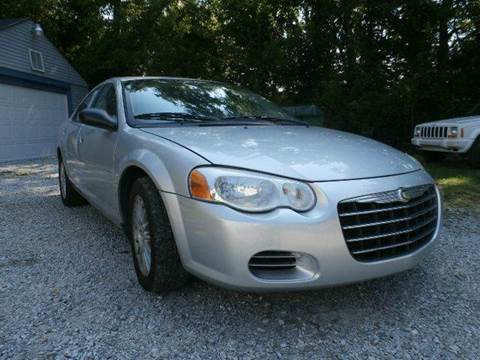 2006 Chrysler Sebring for sale at Nile Auto in Columbus OH