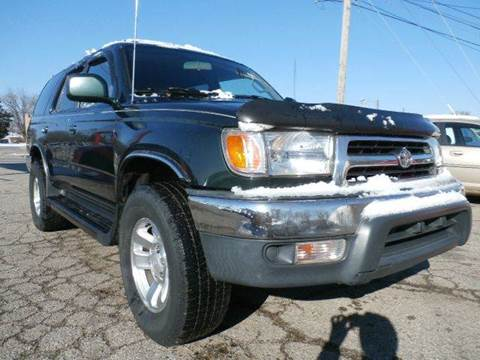 2000 Toyota 4Runner for sale at Nile Auto in Columbus OH