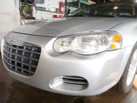 2005 Chrysler Sebring for sale at Nile Auto in Columbus OH