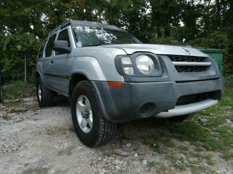 2004 Nissan Xterra for sale at Nile Auto in Columbus OH
