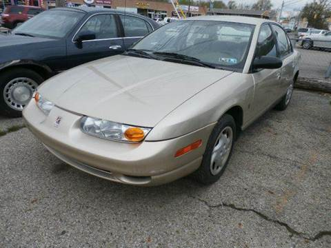 2002 Saturn S-Series for sale at Nile Auto in Columbus OH