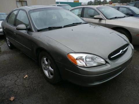 2001 Ford Taurus for sale at Nile Auto in Columbus OH