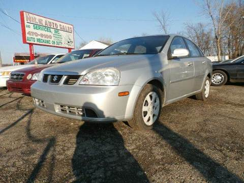 2006 Suzuki Forenza for sale at Nile Auto in Columbus OH