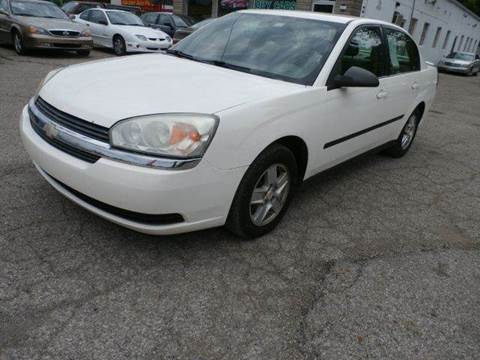 2005 Chevrolet Malibu for sale at Nile Auto in Columbus OH