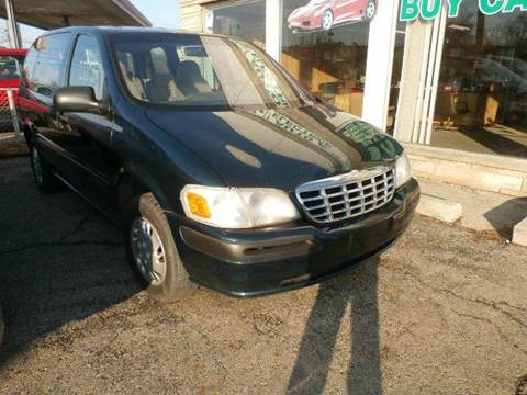 1999 Chevrolet Venture for sale at Nile Auto in Columbus OH