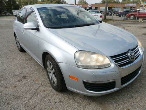 2005 Volkswagen Jetta for sale at Nile Auto in Columbus OH